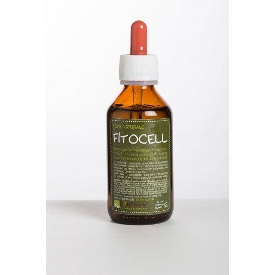 Anti-Cellulite Body Massage Oil 100ml