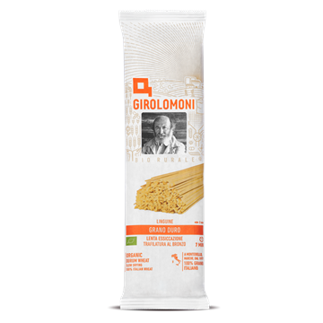 Linguini Organic Pasta - Durum Wheat 500g