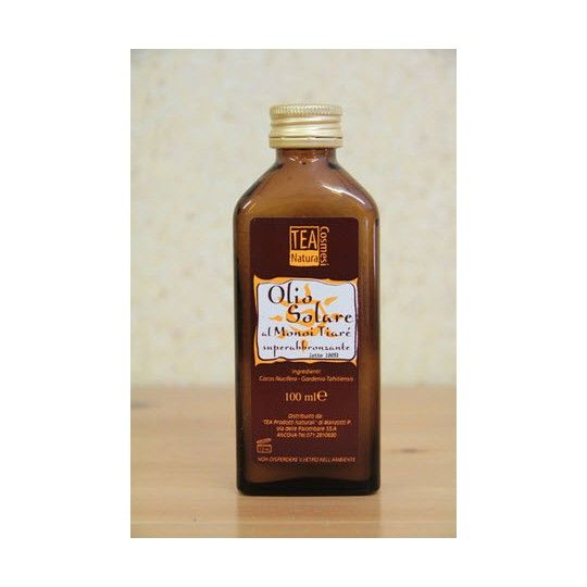 Suntan oil with Monoi Tiaré 100ml