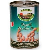 Organic Canned Kidney-Beans 400gr