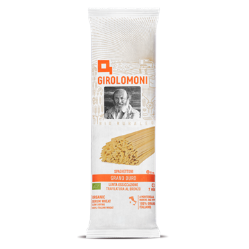 Spaghettoni Organic Durum Wheat 500gr