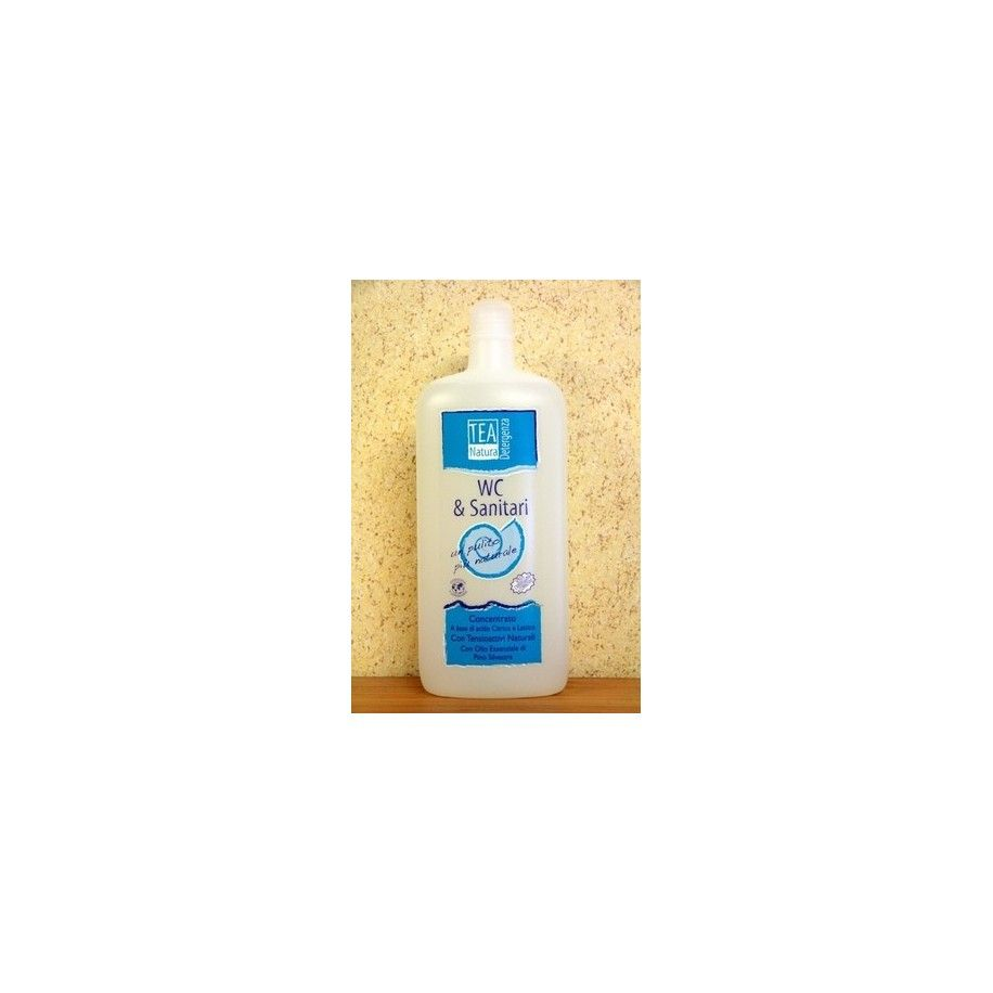 Detergent for WC and Bathroom Fixtures 1L