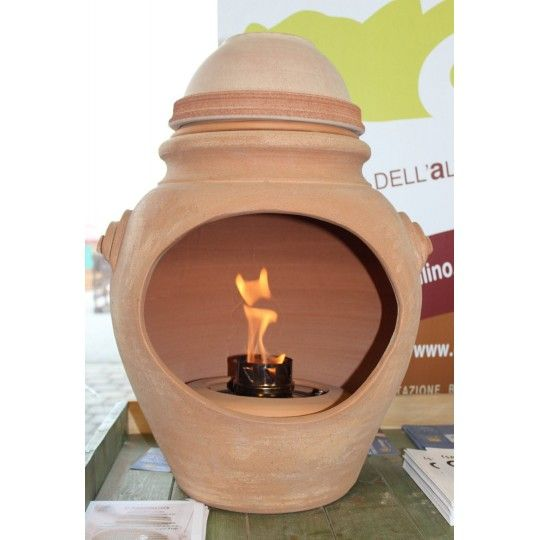 Camorcio Eco Ethanol Fireplace Jar