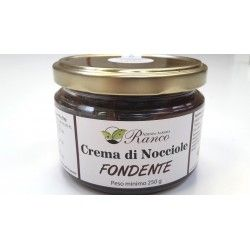 Spreadable Dark Chocolate Cream 250gr