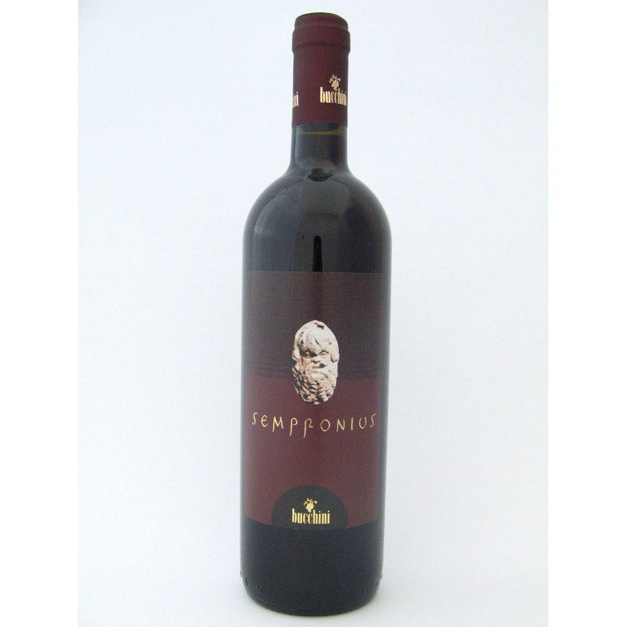Vino sangiovese sempronius bio 750ml
