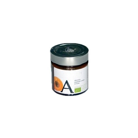 Organic Apricot Spreadable Fruit 40gr