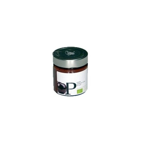 Organic Plum Spreadable Fruit 240gr