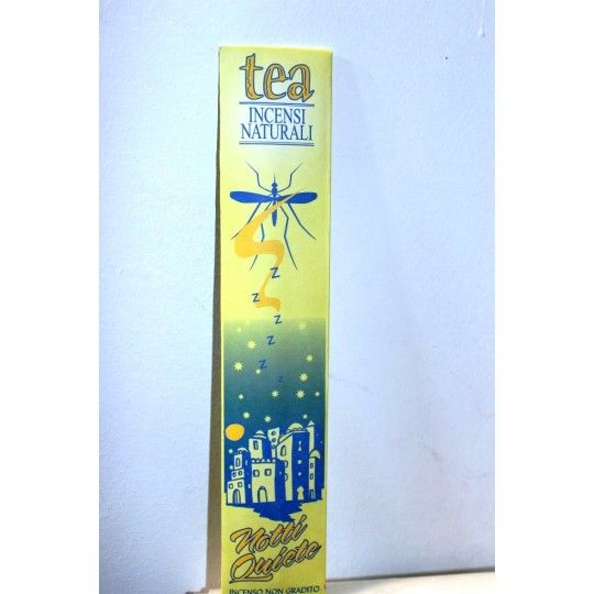 Quite Nights Mosquito Repellent Incense 12pz