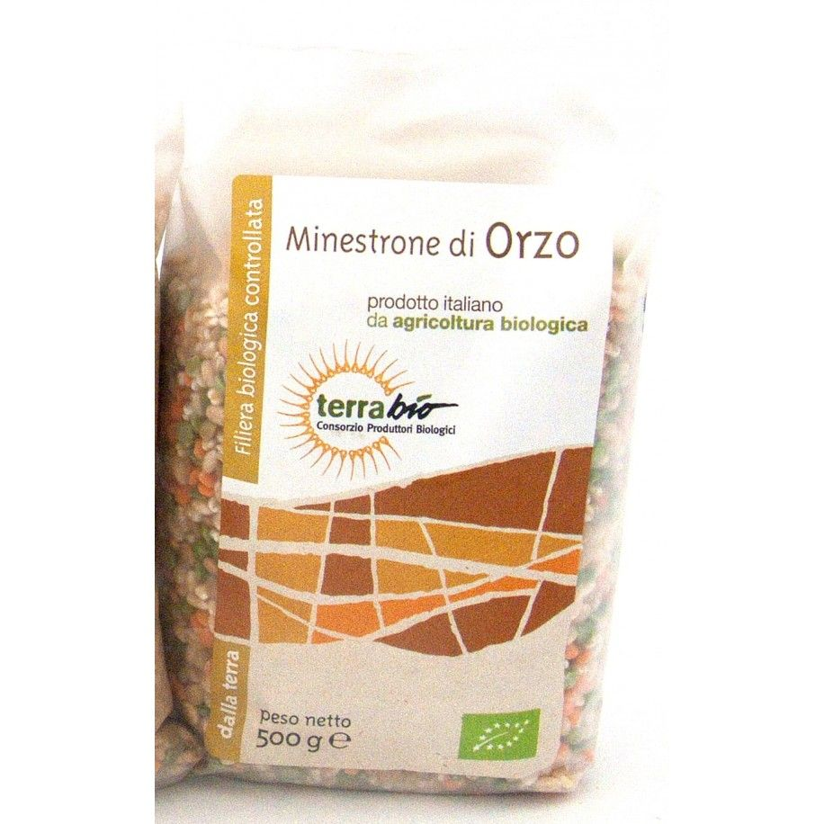 Minestrone orzo 500gr