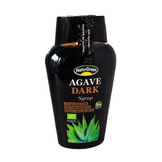 Sciroppo agave scuro bio 360ml