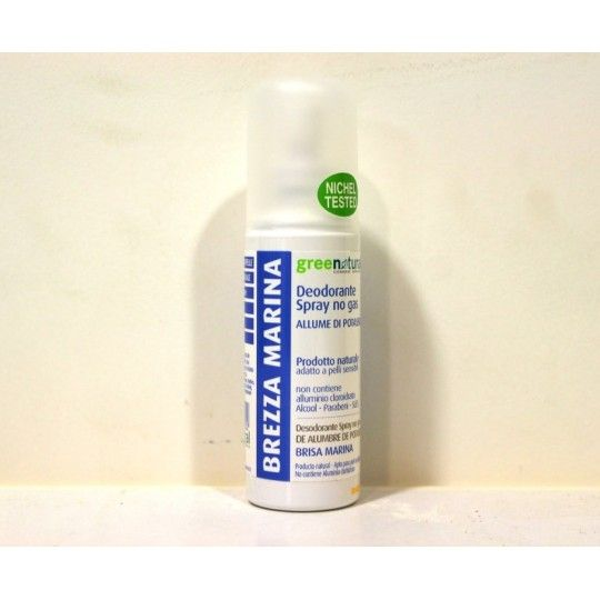 Deodorante spray brezza marina 100ml