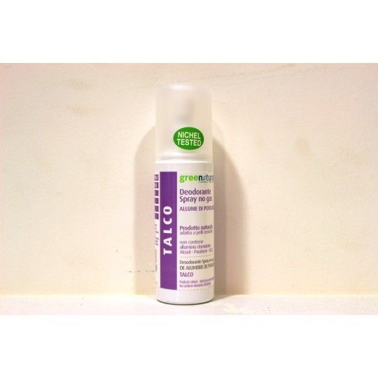 Deodorante spray talco 100ml