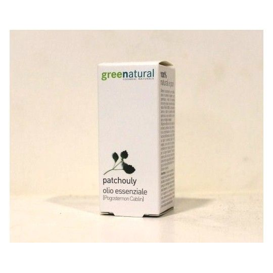 Greenatural Olio essenziale patchouly 10ml