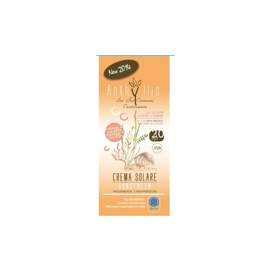 Anthyllis crema sole prot media 20 spf 125ml