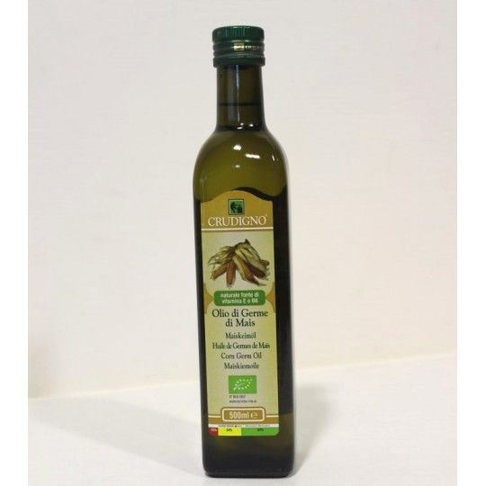 Olio di germe di mais bio 500ml