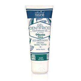 Dentifricio menta bio 75ml