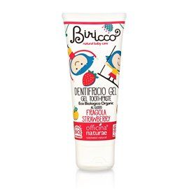 Dentifricio alla fragola bio 75ml