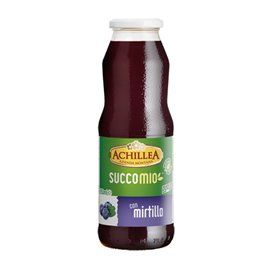 Succomio mirtillo bio 750ml