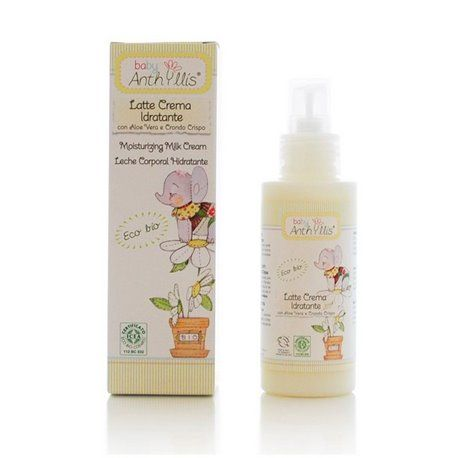 Baby anthyllis latte crema idratante 100ml