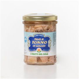 Filetti tonno naturale bio 200gr