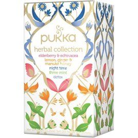 Herbal collection pukka bio 20filtri