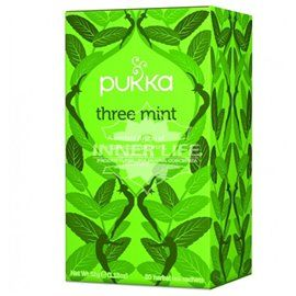 Three mint pukka bio 20filtri