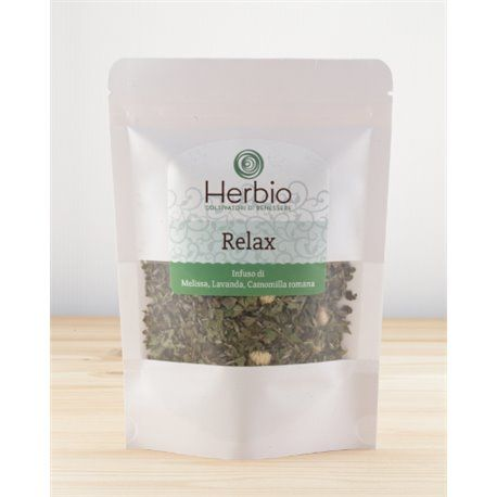 Infuso relax bio 25gr