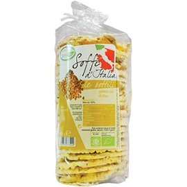 Gallette sottili 100% mais bio senza sale 150gr
