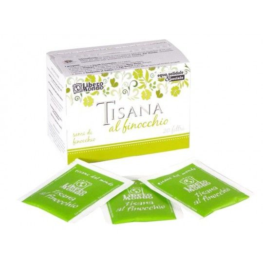 Fennel Herbal Infusion 20 bags