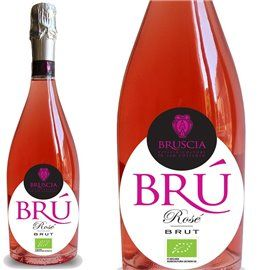 Spumante brut rose' bio 750ml