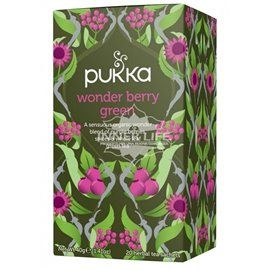 Wonderberry green pukka bio 20filtri