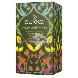 Green collection pukka bio 20filtri