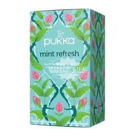 Mint refresh pukka bio 20filtri