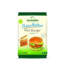 Mini burger vegano