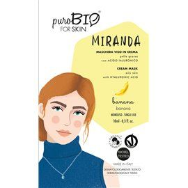Miranda cream mask banana n 05 bio