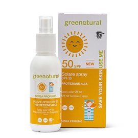 Solare spray spf 50 adulti 100ml