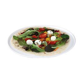 Piatto cellulosa pizza 33 cm conf 50pz