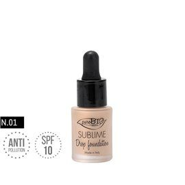 Drop foundation 01y sublime antipollution bio