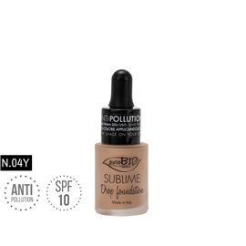 Drop foundation 04y sublime antipollution bio