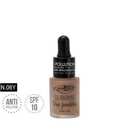 Drop foundation 06y sublime antipollution bio