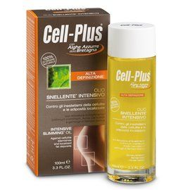 Cell - Plus Olio Snellente Intensivo - 100 ml