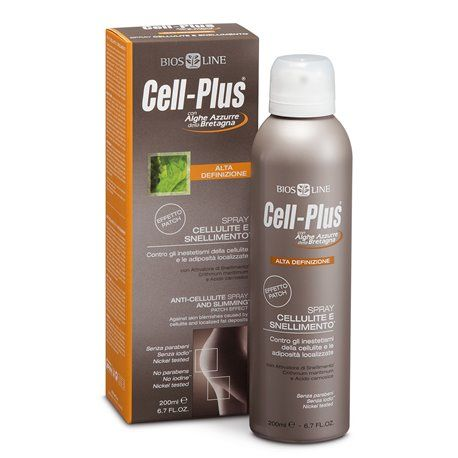 Cell - Plus Spray Cellulite e Snellimento 200ml