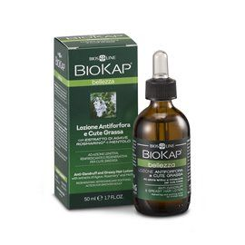 Biokap Lozione antiforfora e cute grassa - 50 ml