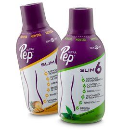 Ultra Pep - Slim 6 The Verde - 500 ml