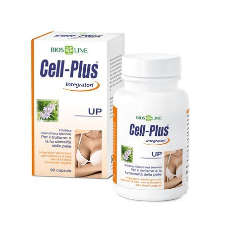 Cell - Plus UP Integratore - 90 cps