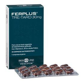 Principium Ferplus Retard 30 mg