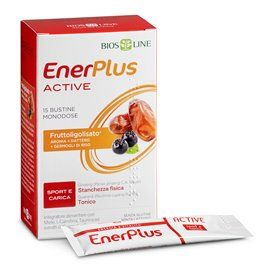 EnerPlus Active - 15 bst x 10 ml NEW
