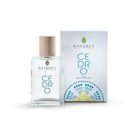 Nature's Cedro Uomo Eau de Toilette 50 ml