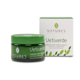 Nature's Vetiverde Crema viso Tonificante 50 ml