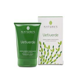 Nature's Vetiverde Crema Corpo Tonificante 100 ml